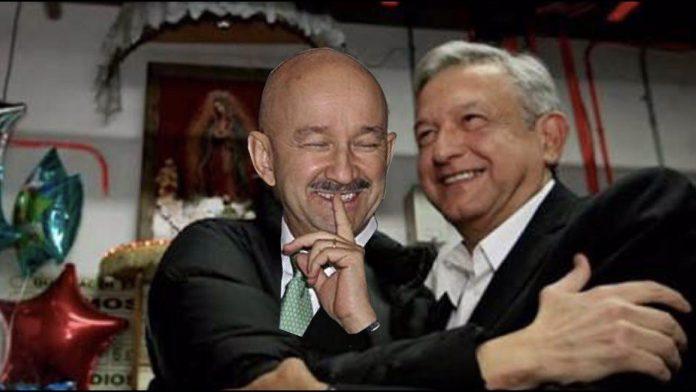 Resultado de imagen para IMAGENES LOPEZ OBRADOR SALINAS DE GORTARI