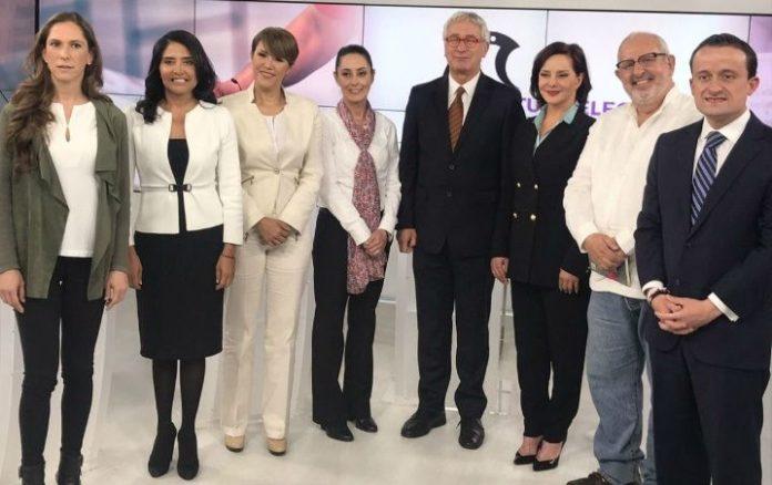 Entre Peleas Y Algunas Propuestas Creativas Y Estrafalarias Para Resolver La Seguridad Y El Problema Con El Agua En La Ciudad De Mexico