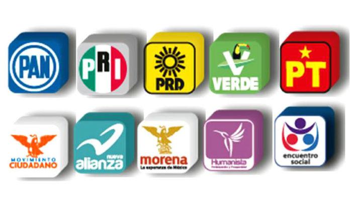 Resultado de imagen para partidos politicos