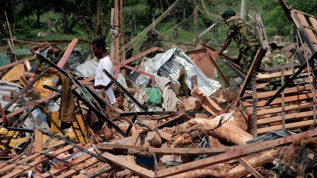 Resultado de imagen para sri lanka atentado